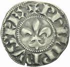 Photo numismatique  MONNAIES ROYALES FRANCAISES PHILIPPE IV LE BEL (5 octobre 1285-30 novembre 1314)  Toulousain.