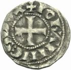 Photo numismatique  MONNAIES BARONNIALES Duché de BRETAGNE JEAN Ier le Roux (1237-1286) Obole.
