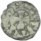 Photo numismatique  MONNAIES BARONNIALES Comté de PENTHIEVRE ETIENNE Ier (1095-1138) Obole immobilisée.