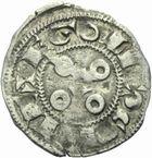 Photo numismatique  MONNAIES BARONNIALES Comté d'ANGOULEME (XIIe siècle) Obole.