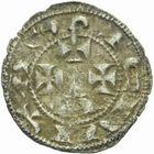 Photo numismatique  MONNAIES BARONNIALES Evêché de CAHORS (XIIe - XIIIe siècles) Denier.