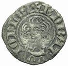 Photo numismatique  MONNAIES BARONNIALES Principauté d'ORANGE RAYMOND V (1340-1393) Denier.