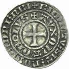 Photo numismatique  MONNAIES BARONNIALES Duché de BOURGOGNE EUDES IV (1315-1349) Maille demie d'Auxonne.
