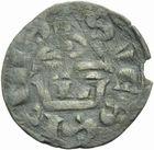 Photo numismatique  MONNAIES BARONNIALES Comté de SOISSONS JEAN II à IV (1235-1302) Denier.