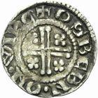 Photo numismatique  MONNAIES MONNAIES DU MONDE ANGLETERRE HENRI II (1154-1189) Penny de Worchester.