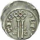 Photo numismatique  MONNAIES MONNAIES DU MONDE ALLEMAGNE TRÈVES, archevêché, Baudouin de Luxembourg (1307-1354) Double Pfennig, vers 1333.