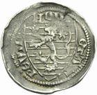 Photo numismatique  MONNAIES MONNAIES DU MONDE ALLEMAGNE TRÈVES, archevêché, Baudouin de Luxembourg (1307-1354) Double Pfennig, vers 1336.