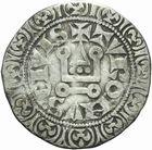 Photo numismatique  MONNAIES ROYALES FRANCAISES PHILIPPE IV LE BEL (5 octobre 1285-30 novembre 1314)  Gros tournois à l'O rond.