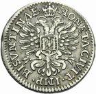 Photo numismatique  MONNAIES BARONNIALES Cité de BESANCON Monnayage au nom de CHARLES QUINT Quart de Daldre de 1664.