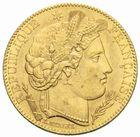 Photo numismatique  MONNAIES MODERNES FRANÇAISES 3ème REPUBLIQUE (4 septembre 1870-10 juillet 1940)  10 francs or, 1899.