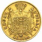 Photo numismatique  MONNAIES MODERNES FRANÇAISES NAPOLEON Ier, roi d'Italie (1805-1814)  40 lire or, 1810.
