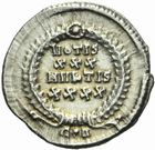 Photo numismatique  MONNAIES EMPIRE ROMAIN CONSTANCE II (César 324-337 - Auguste 337-361)  Silique frappée à Constantinople, entre 351 et 355.