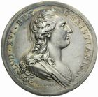 Photo numismatique  MEDAILLES ROYALES FRANCAISES LOUIS XVI (10 mai 1774–21 janvier 1793)  Langres, prix de l'école gratuite de dessin, 1782.