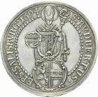 Photo numismatique  MONNAIES MONNAIES DU MONDE AUTRICHE SALZBOURG, Jean Ernest von Thun (1687-1709) Thaler de 1694.