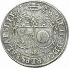 Photo numismatique  MONNAIES MONNAIES DU MONDE AUTRICHE SALZBOURG, Wolf Dietrich von Raitenau (1587-1612) Thaler non daté.