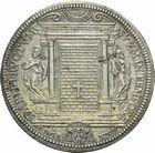 Photo numismatique  MONNAIES MONNAIES DU MONDE ITALIE SAINT-SIEGE, Clément X (1670-1676) Piastre de l'année 1675.