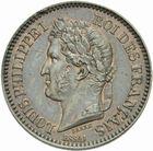 Photo numismatique  MONNAIES MODERNES FRANÇAISES LOUIS-PHILIPPE Ier (9 août 1830-24 février 1848)  Essai de 2 centimes 1840.