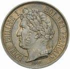 Photo numismatique  MONNAIES MODERNES FRANÇAISES LOUIS-PHILIPPE Ier (9 août 1830-24 février 1848)  Un centime à la charte 1847.