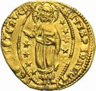 Photo numismatique  MONNAIES MONNAIES DU MONDE ITALIE VENISE, Francesco Foscari (1423-1457) Sequin d'or.