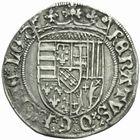 Photo numismatique  MONNAIES BARONNIALES Duché de LORRAINE RENE II (1473-1508) Gros de Nancy.