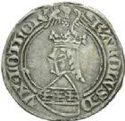 Photo numismatique  MONNAIES BARONNIALES Duché de LORRAINE CHARLES II (1390-1431) Gros de Sierck.