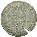 Photo numismatique  MONNAIES BARONNIALES Principauté de PHALSBOURG ET LIXHEIM Henriette de Lorraine (après 1629) Douzain 1633.