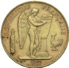 Photo numismatique  MONNAIES MODERNES FRANÇAISES 3ème REPUBLIQUE (4 septembre 1870-10 juillet 1940)  100 francs or, 1906.
