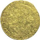 Photo numismatique  ARCHIVES VENTE 2012 DERNIERE MINUTE PAYS-BAS. GORINCHEM  870- Noble d'or du XVIème siècle, au nom d'Edouard IV d'Angleterre.