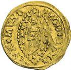 Photo numismatique  ARCHIVES VENTE 2012 MONNAIES DU MONDE ITALIE VENISE, Ludocico Manin (1789-1797) 801- Quart de sequin d'or.