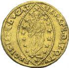 Photo numismatique  ARCHIVES VENTE 2012 MONNAIES DU MONDE ITALIE VENISE, Francesco Erizzo (1631-1646) 795- Sequin d'or.
