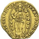 Photo numismatique  ARCHIVES VENTE 2012 MONNAIES DU MONDE ITALIE VENISE, Michele Steno (1400-1413) 791- Ducat d'or.