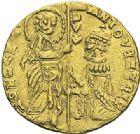 Photo numismatique  ARCHIVES VENTE 2012 MONNAIES DU MONDE ITALIE VENISE, Antonio Venier (1382-1400) 790- Ducat d'or.