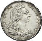 Photo numismatique  ARCHIVES VENTE 2012 JETONS ETATS DE LANGUEDOC  776- LE PONT DU GARD. Jeton de 1747.
