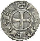Photo numismatique  ARCHIVES VENTE 2012 BARONNIALES Comté de PROVENCE CHARLES Ier d'ANJOU (1246-1285) 768- Tournois provençal.