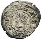 Photo numismatique  ARCHIVES VENTE 2012 BARONNIALES Comté de PROVENCE ALPHONSE Ier et II d'ARAGON (1167-1196-1209) 766- *Denier et *obole frappés à Marseille.