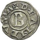 Photo numismatique  ARCHIVES VENTE 2012 BARONNIALES Seigneuries d'ANDUSE et de SAUVE (XIIIe siècle) 761- Denier.