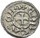 Photo numismatique  ARCHIVES VENTE 2012 BARONNIALES Comté de CARCASSONNE (Xe - XIe siècles) 752- Obole.