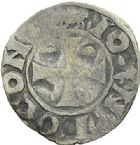 Photo numismatique  ARCHIVES VENTE 2012 BARONNIALES Seigneurie de BEARN JEAN Ier de Grailly (1412-1436) 744- Denier.