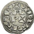 Photo numismatique  ARCHIVES VENTE 2012 BARONNIALES Seigneurie de BEARN CENTULLE (XIIe - XIIIe siècles) 743- *Denier et obole.