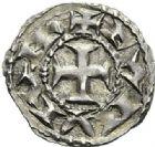 Photo numismatique  ARCHIVES VENTE 2012 BARONNIALES Vicomté d'ALBI ANONYMES (XIe siècle) 733- Au nom de RAIMOND. Obole.