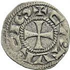 Photo numismatique  ARCHIVES VENTE 2012 BARONNIALES Evêché de CAHORS (XIIe - XIIIe siècles) 727- Evêché de CAHORS. ANONYMES (XIIe – XIIIe siècles). Obole.