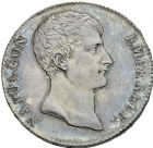 Photo numismatique  ARCHIVES VENTE 2012 MODERNES FRANÇAISES NAPOLEON Ier, empereur (18 mai 1804- 6 avril 1814)  716- 5 francs, Paris an 12.