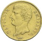 Photo numismatique  ARCHIVES VENTE 2012 MODERNES FRANÇAISES NAPOLEON Ier, empereur (18 mai 1804- 6 avril 1814)  715- 20 francs or, Paris, an 12.