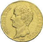 Photo numismatique  ARCHIVES VENTE 2012 MODERNES FRANÇAISES BONAPARTE, 1er consul (24 décembre 1799-18 mai 1804)  714- 20 francs or, Paris, an 12.