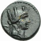 Photo numismatique  MONNAIES GRECE ANTIQUE ASIE MINEURE  Bronze.