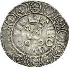 Photo numismatique  ARCHIVES VENTE 2012 ROYALES FRANCAISES CHARLES V (8 avril 1364-16 septembre 1380)  501- Lot de quatre monnaies.