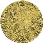 Photo numismatique  ARCHIVES VENTE 2012 ROYALES FRANCAISES JEAN II LE BON (22 août 1350-18 avril 1364)  492- Franc d'or à cheval (5 décembre 1360).
