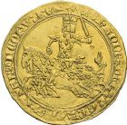 Photo numismatique  ARCHIVES VENTE 2012 ROYALES FRANCAISES JEAN II LE BON (22 août 1350-18 avril 1364)  491- Franc d'or à cheval (5 décembre 1360).