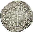 Photo numismatique  ARCHIVES VENTE 2012 ROYALES FRANCAISES PHILIPPE VI DE VALOIS(1er avril 1328-22 août 1350)  486- Lot de quatre monnaies.