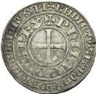Photo numismatique  ARCHIVES VENTE 2012 ROYALES FRANCAISES PHILIPPE V LE LONG (1316-1322)  472- Gros tournois.